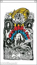 Led Zeppelin Electric Magic Banner 5'x3' Flag