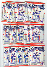 CURTIS JOSEPH 1990-91 Score #151 RC Rookie Lot NMMT 3 for.99 Leafs Red Wings