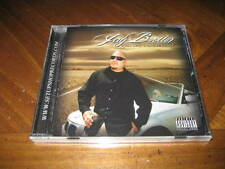 Chicano Rap CD Jay Brown - Welcome 2 Brownville - C-Blunt Killa Cal Silly Rabbit