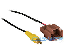FACTORY BACK UP CAMERA RETENTION HARNESS USE WHEN REPLACING FACTORY RADIO STEREO