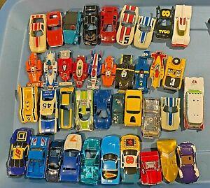 Slot Car Bodies Junkyard