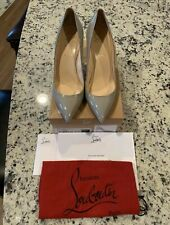 Christian Louboutin Pigalle Patent Pump 41.5