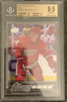 2015-2016 Dylan Larkin UPPER DECK YOUNG GUNS FOIL ROOKIE RC BGS 9.5 PSA 10?