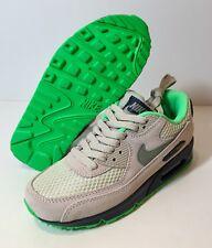 88373716 Nike Air Max 90 essential 537384 043 cortos (36) Mint verde gris beige  antelina