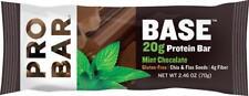 ProBar Base Bar: Mint Chocolate, Box of 12