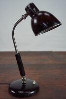 20er Bauhaus Tischlampe Art Deco Schreibtischlampe Stehlampe Hala Lampe 30er