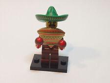 Lego Minifigures - 8686 Serie 2 Figur 1 Mariachi Mexikaner unbespielt