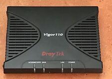 DrayTek Vigor 110 ADSL2+ Ethernet Modem Router