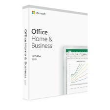 Microsoft Office Home & Business 1PC / 1MAC ESD Français FR EU