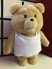 """LARGE 16"""" TALKING TED 2 THE MOVIE SOFT TOY (ADULT VERSION)"""
