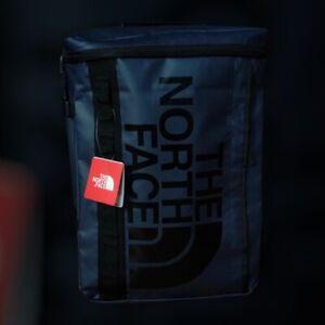 New Men's The North Face Base Camp Fuse Box Rucksack- Urban Navy/ Black -30L