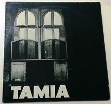TAMIA+BERNARD VITET FRENCH PRIVATE DEBUT LP DIAMANDA GALAS-CHENE NOIR-NWW LIST!!