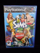 Los Sims 2 Mascotas para playstation 2 nuevo y precintado.
