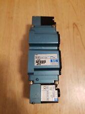 MAC 6521B-000-PP-111DA Solenoid Valve
