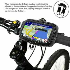 WaterProof Bicycle Bike Motorbike Handlebar Phone Holder Bike Mount 360 Rotation