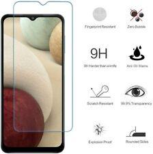 2X Schutzglas Glasfolie für Samsung Galaxy A12 5G Display Schutz Panzerfolie 9H