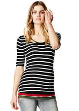 NEW - Supermom - Pepe Ribbed Knit T-Shirt - Maternity Top - Final Sale