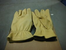 ANSELL HAWKEYE 100% ELKSKIN GLOVES 46-311 276168 Size S (Small)  ~ BRAND NEW!