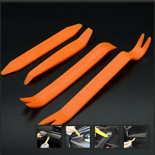 Car Trim Panel Clip Turn Lights Radio Audio Removal Pry Open Disassembly Tool 4P