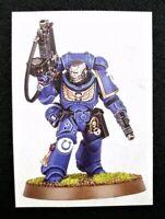 Warhammer 40K Bolt Rifle Lieutenant B from Dark Imperium Primaris Space Marines