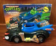 Turtlemobile Sewer Car Vehicle Vintage TMNT Ninja Turtles Playmates w/ Box 1992