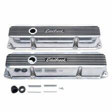 Edelbrock 4276 Elite II Series Valve Covers, For Chrysler Big Block 383/440