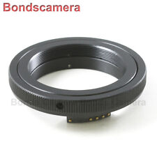 AF confirm T-2 T2 Mount Telephoto Lens to Nikon F mount Camera Adapter D600 D800