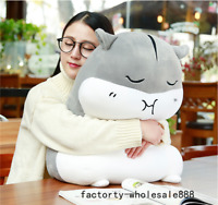 60cm Giant Large Fat Hamster Cricetulu Stuffed Soft Plush Pillow Toy Doll Gifts