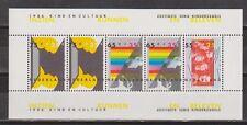 NVPH Nederland V 1366 blok sheet MNH PF kinderzegels 1986 Netherlands Pays Bas