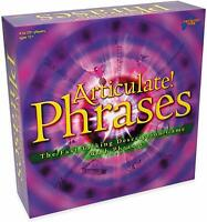Articulate Phrases Board Game - Brand New & Sealed