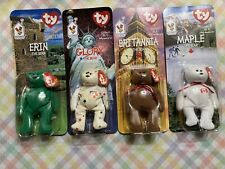 Rare Mcdonalds TY Beanie Baby Set Collect All Four!