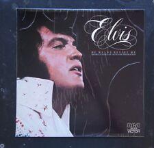 LP- Elvis Presley, He Walks Beside Me, Favorite Songs Of Faith And Inspiration