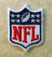 """🏈Small 2"""" National Football League NFL Logo Iron-on Jersey Collar/Hat/Cap PATCH"""