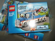 LEGO City Tow Truck (#60056) Set DISCONTINUED Brand NEW Factory Sealed LAST ONE