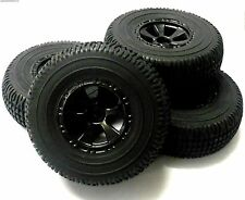 BS804-001 1/10 Off Road Rock Crawler Truck Wheels and Tyres x 4