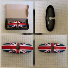 MINI ONE COOPER CONVERTIBLE ROADSTER (2006-13) UNION JACK INTERIOR MIRROR COVER