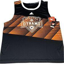 Houston Dynamo Adidas Tank Top Jersey Soccer Club MLS Men's SZ 2XL -NWT