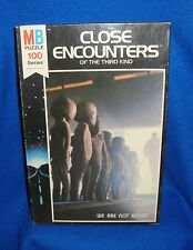 Vintage 1977 Close Encounters of the Third Kind Puzzle Sealed