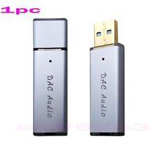 USB DAC Audio HiFi PC Sound Card Mini Portable Headphone Amp SA9023A+ES9018K2M