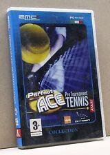 PERFECT ACE PRO TOURNAMENT TENNIS 7 [pc cd-rom, emc entertainment, atari, +3]