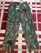 Camo Zip Off Trousers / Shorts Brand New With Tags Super Soft Feel