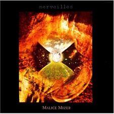 Malice Mizer - Merveilles [New CD] Japan - Import