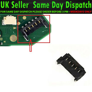🔥 Genuine Battery connector clip for Nintendo Switch console 5 Pin