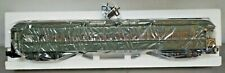 ARISTOCRAFT TRAINS G Scale Heavyweight Car Undecorated Observation 31400 NEW!