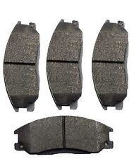 Ssangyong Actyon 2.0 Xdi Genuine Allied Nippon Front Brake Pads Set