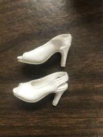 Robert Tonner White Heels for Larger Dolls New