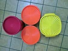 Tupperdosen Tupperware Dosen Sonnendeckel 4 Stück