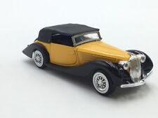 delahaye 135 1/43 un siècle d'automobiles n34/210  hachette très bon état