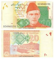 Pakistan 20 Rupees 2012 P-55f Banknotes UNC
