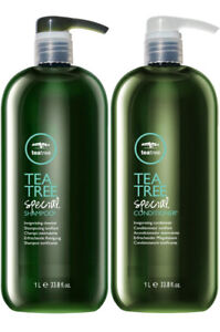 Paul Mitchell Tea Tree Special Shampoo, Conditioner OR Duo Pack 1 L (Choose one)